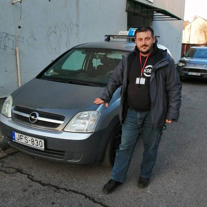 Fazekas EndreÁchim autósiskola oktató