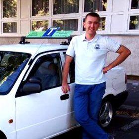 Áchim LászlóÁchim autósiskola oktató