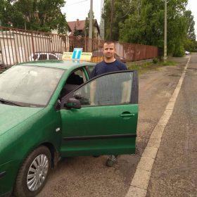 Bertalan TamásÁchim autósiskola oktató